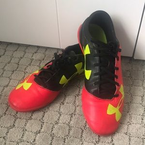 Under Armour Indoor Soccer Shoes